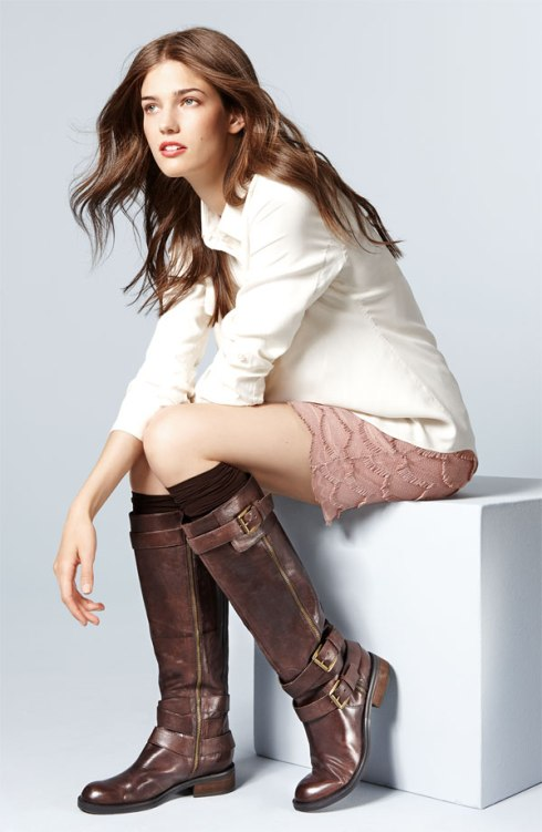 Enzo Angiolini riding boots from Nordstrom.com, $129.90