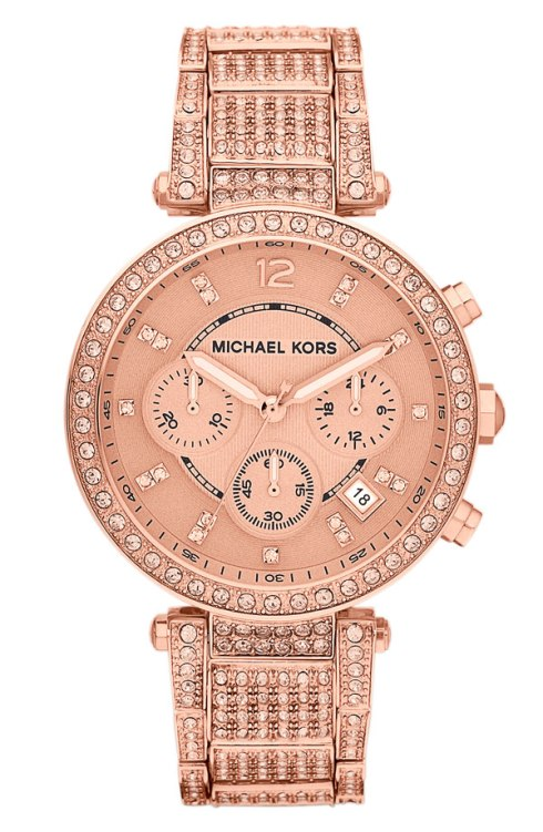 Michael Kors rose gold watch from Nordstrom.com