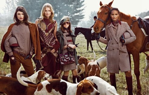 Tommy Hilfiger's Fall 2012 Ad Campaign