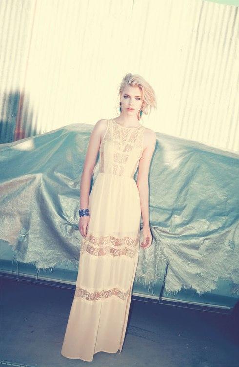 ASTR Lace Maxi Dress, Nordstrom, $88