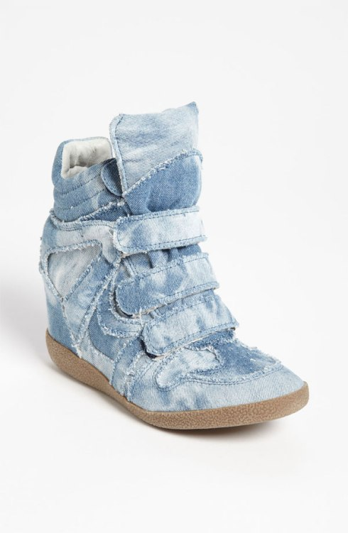 Steve Madden Wedge Sneakers, $149.94, Nordstrom